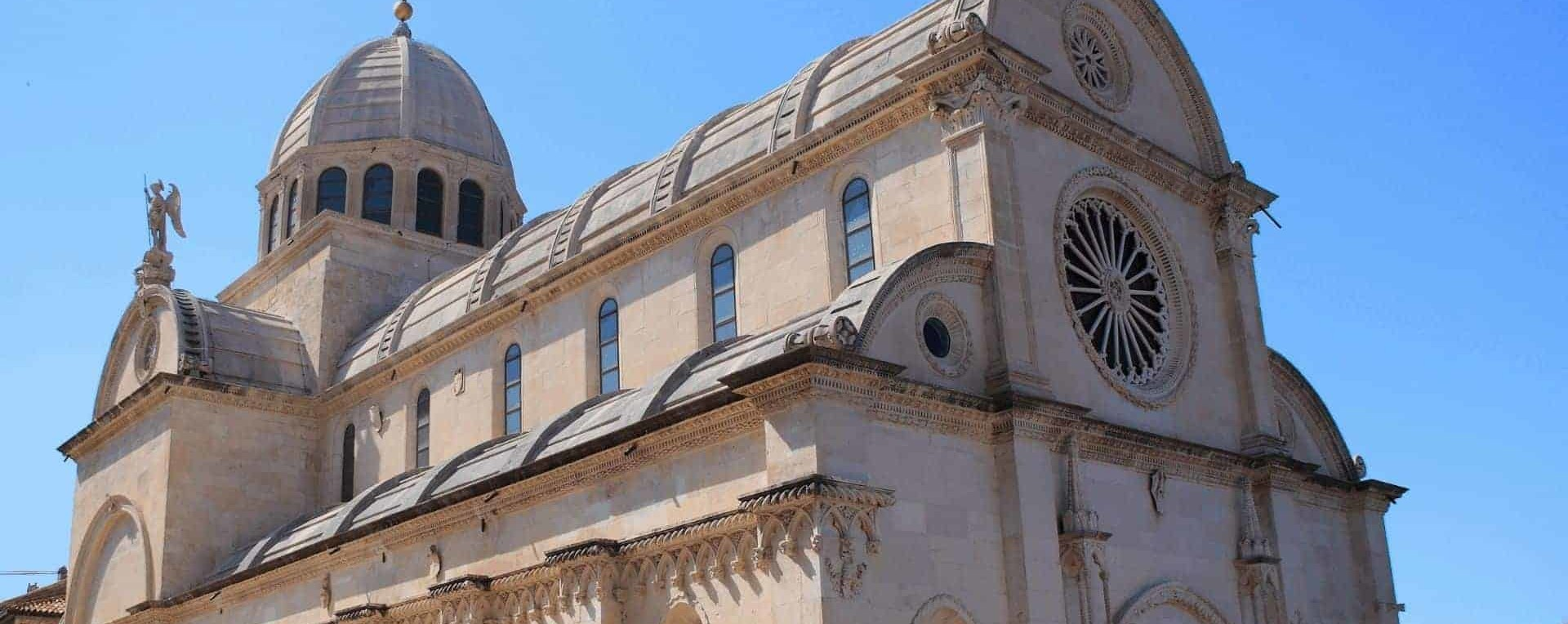 St James Cathedral in Šibenik, UNESCO Heritage